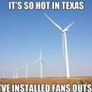 Hot in Texas