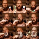 Manly Tooth Brushing