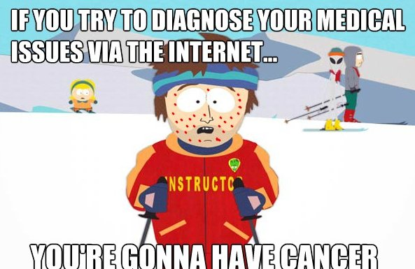 Medical Issues on the Internet