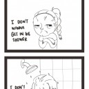 My Problem With Showers