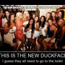 New Duckface