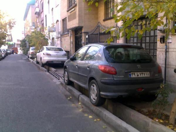 No Parking Spot No Problem!