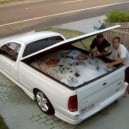 Pick Up Truck Cooler