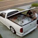 Pick Up Truck Cooler