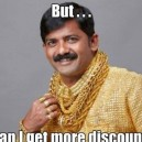 Rich Discount Indian Guy