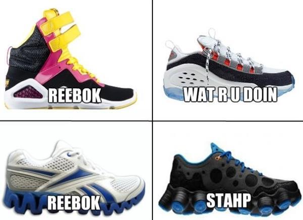 Stop Reebok!