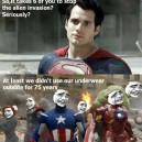 Superman vs. The Avengers