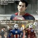 Superman vs. The Avengers
