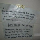 Angry Note