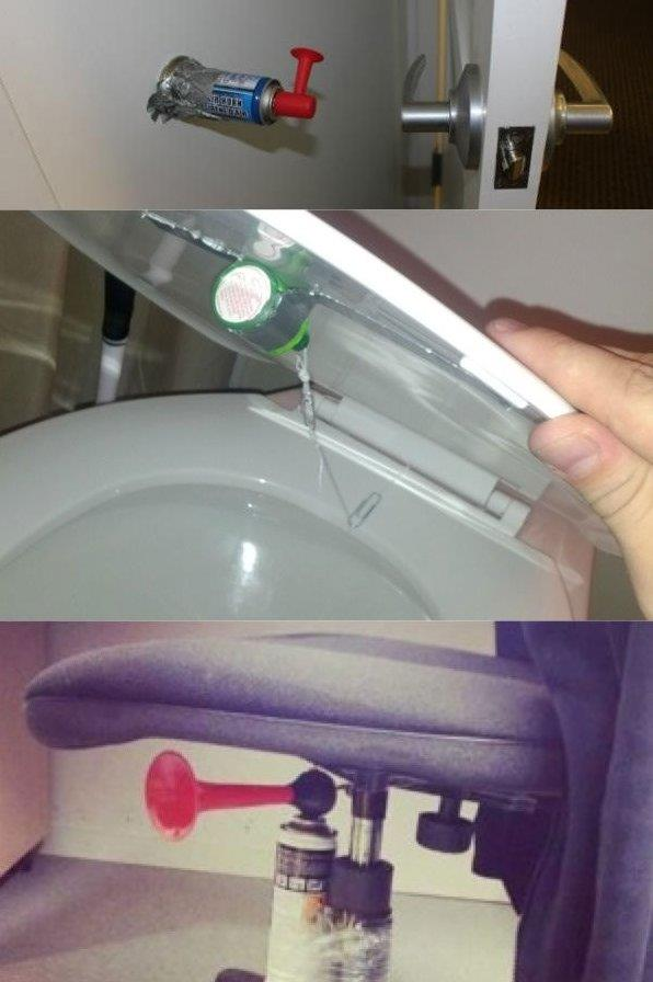 Awesome Pranks