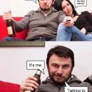 Boyfriends be like…