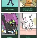 Cat Life is Just Like In Video Games