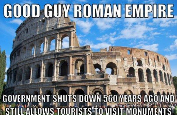 Good Guy Roman Empire