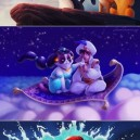 Grumpy Cat in Disney Movies