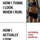 How I run