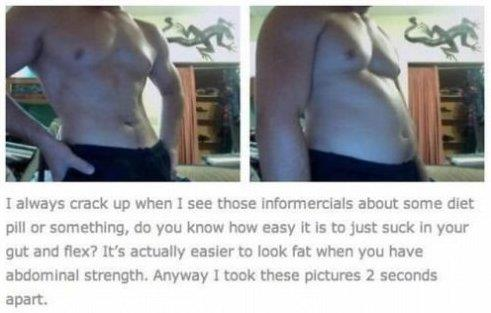 How To Lose 20 Pounds In 2 Seconds