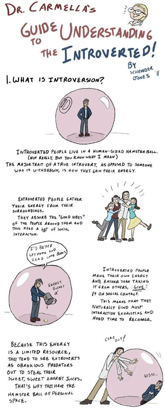 How to interact with introverted people
