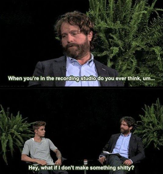 Justin Bieber gets owned