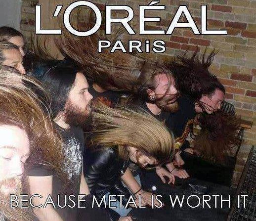 L'Oreal Metal