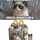 McDonalds Unhappy Meal