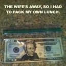 Pack My Own Lunch