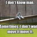 Poor guy…