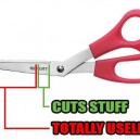 Scumbag Scissors