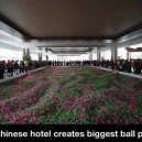 The biggest ball pit