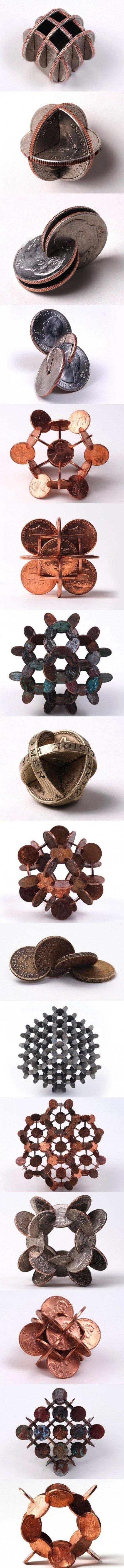 Coin art
