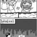 Girlfriends in Malls vs. Boyfriends in Malls