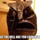 Grumpy Bag
