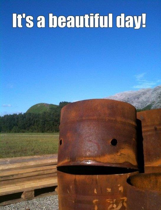 Happy Barrel