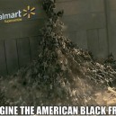 How I Imagine The American Black Friday Goes