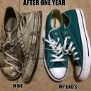 Me vs. My Dad