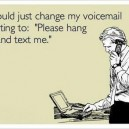 My Voicemail