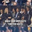 Obama vs. Wife