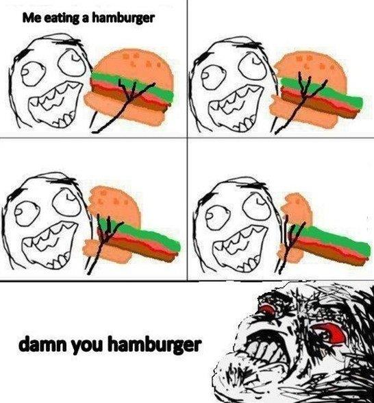 Scumbag Hamburger