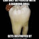 Scumbag teeth