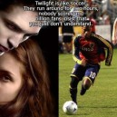 Twilight vs. Soccer