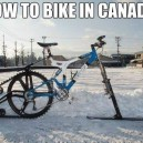 A Canadian Bike