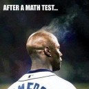 After A Math Test