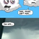 Puking Cloud