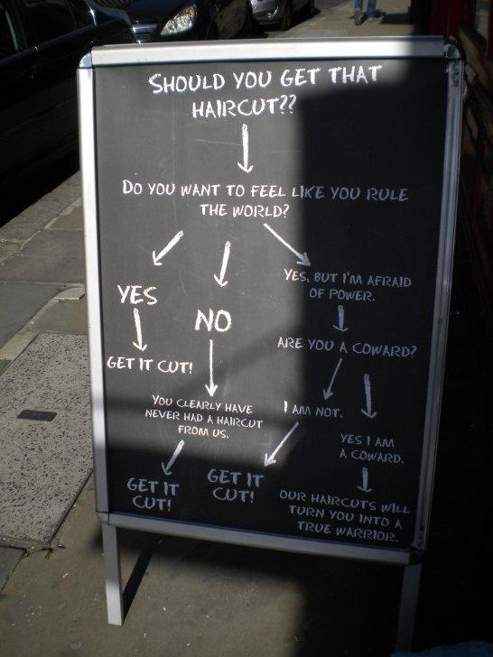 Should You Get That Haircut