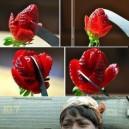 Strawberry Art