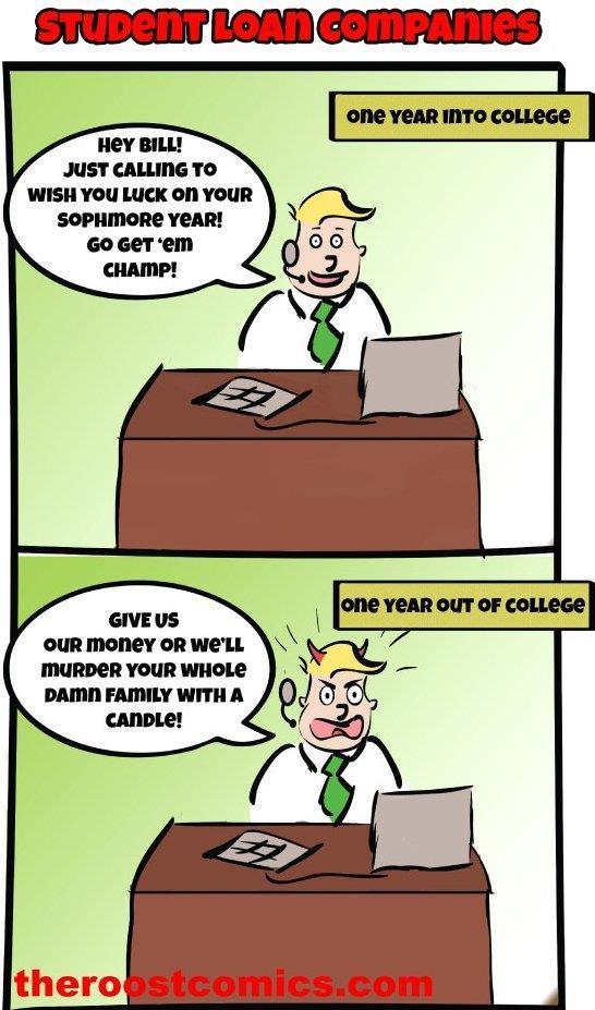 Student Loan Companies