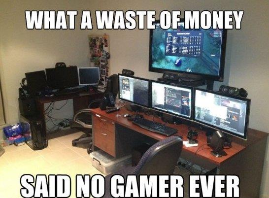 A Gamers Dream