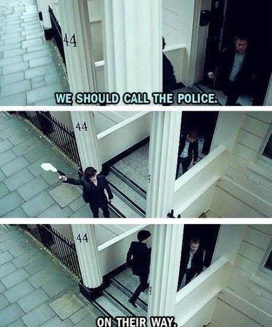Best Way To Get Cops