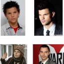 Celebrities before and after