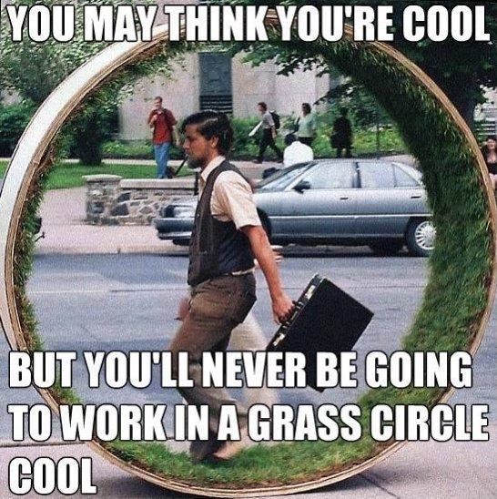 Grass Circle