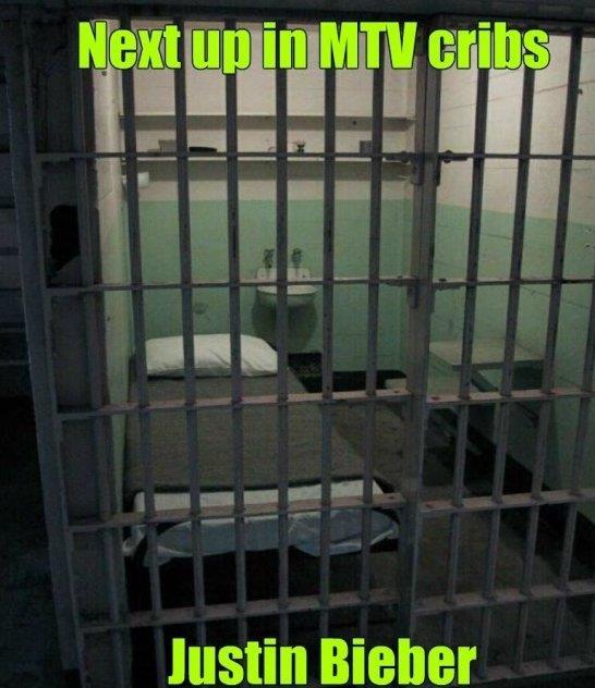 Justin Bieber in Prison